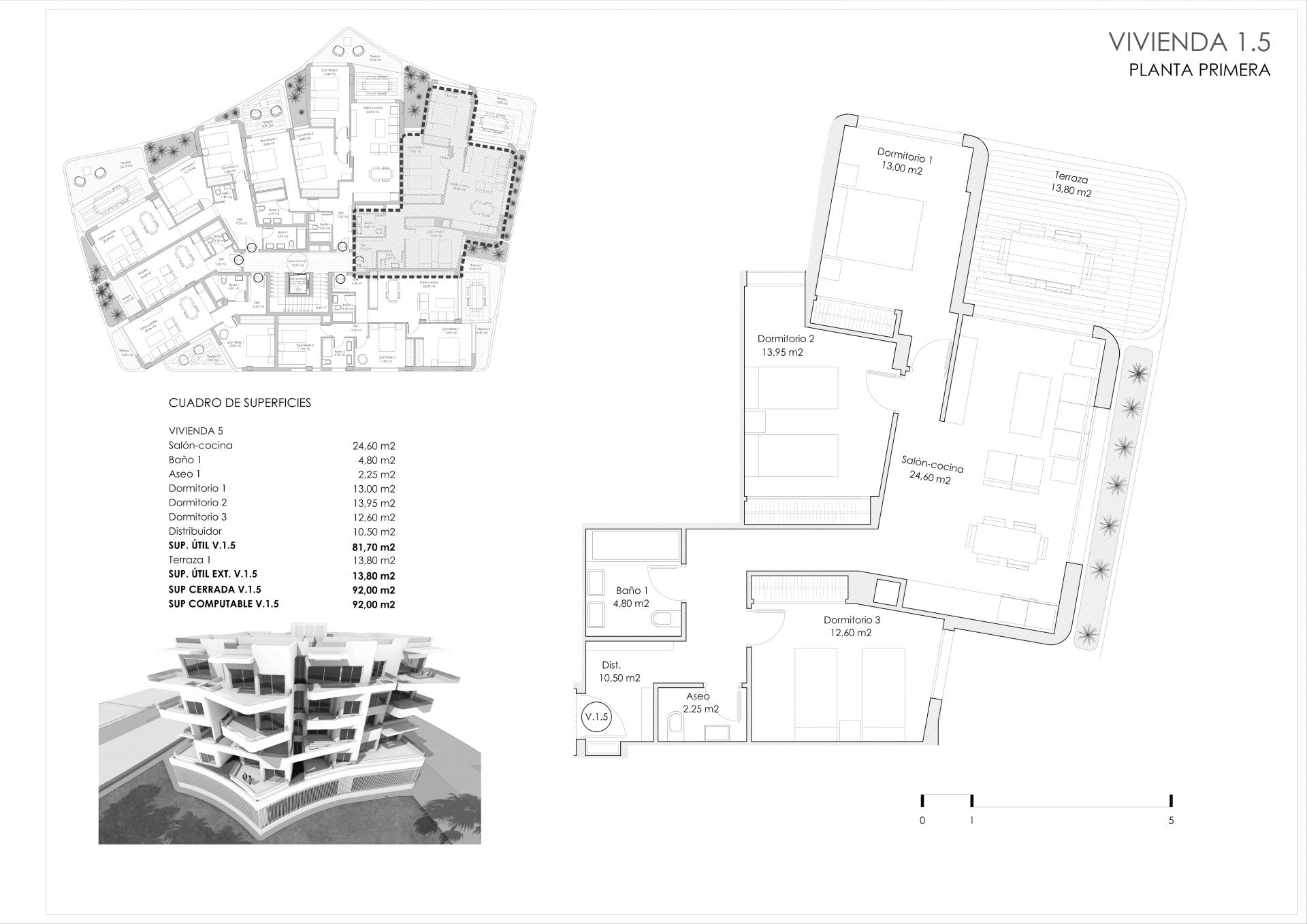 1.5 - Edificio Ventura Ocean View