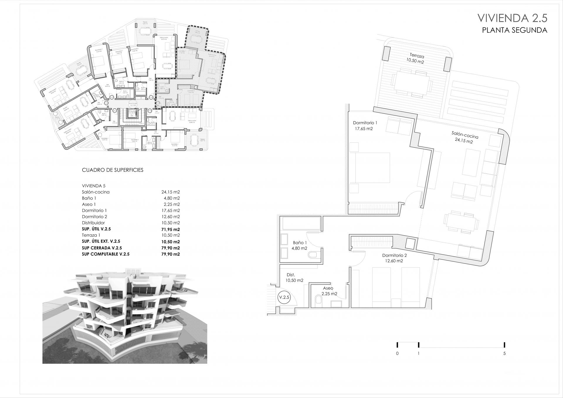 2.5 - Edificio Ventura Ocean View