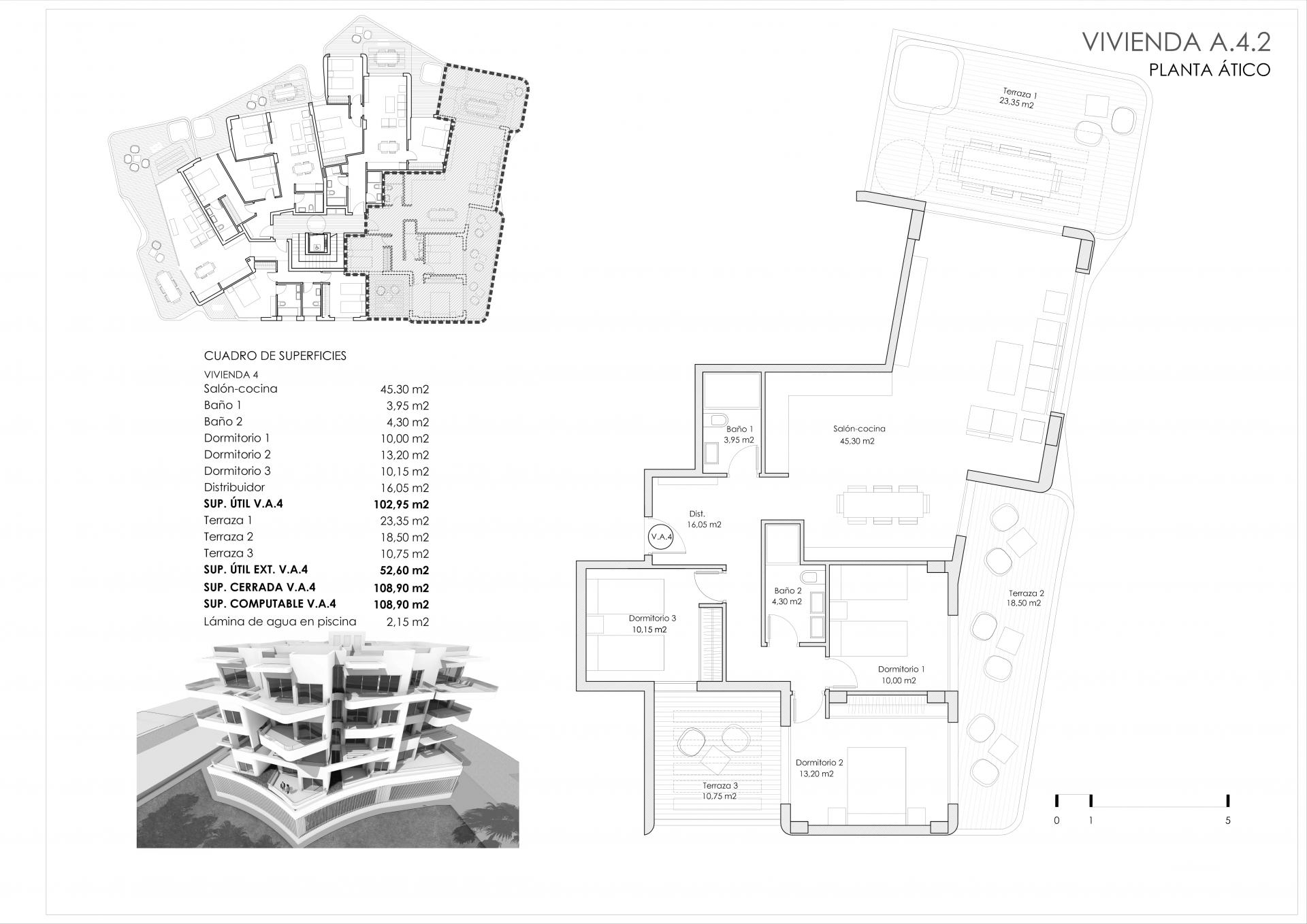A4.2 - Edificio Ventura Ocean View