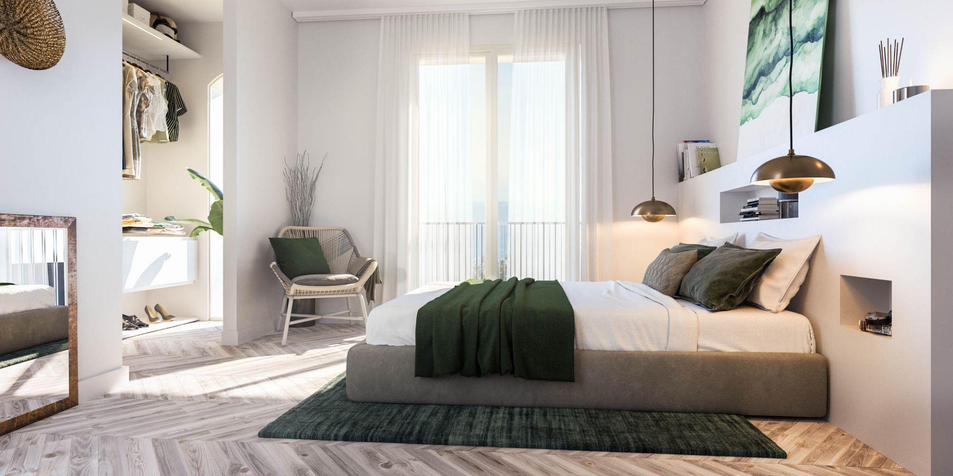 P5Ventura DormitorioPPAL HD2 - Viviendas Ventura Homes