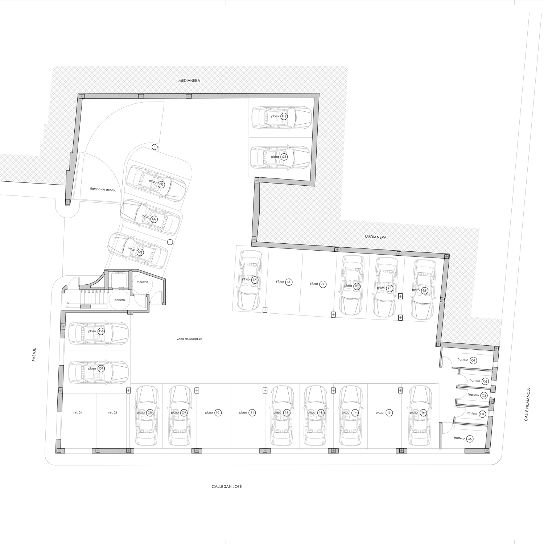 00 01 situacion modf - Edificio Ventura II