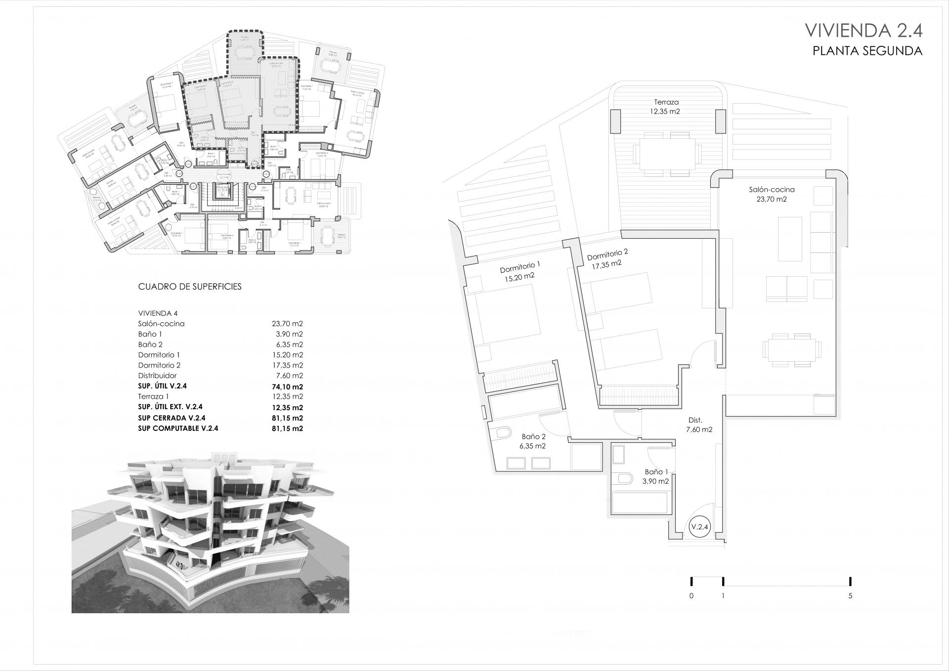 2.4 - Edificio Ventura Ocean View