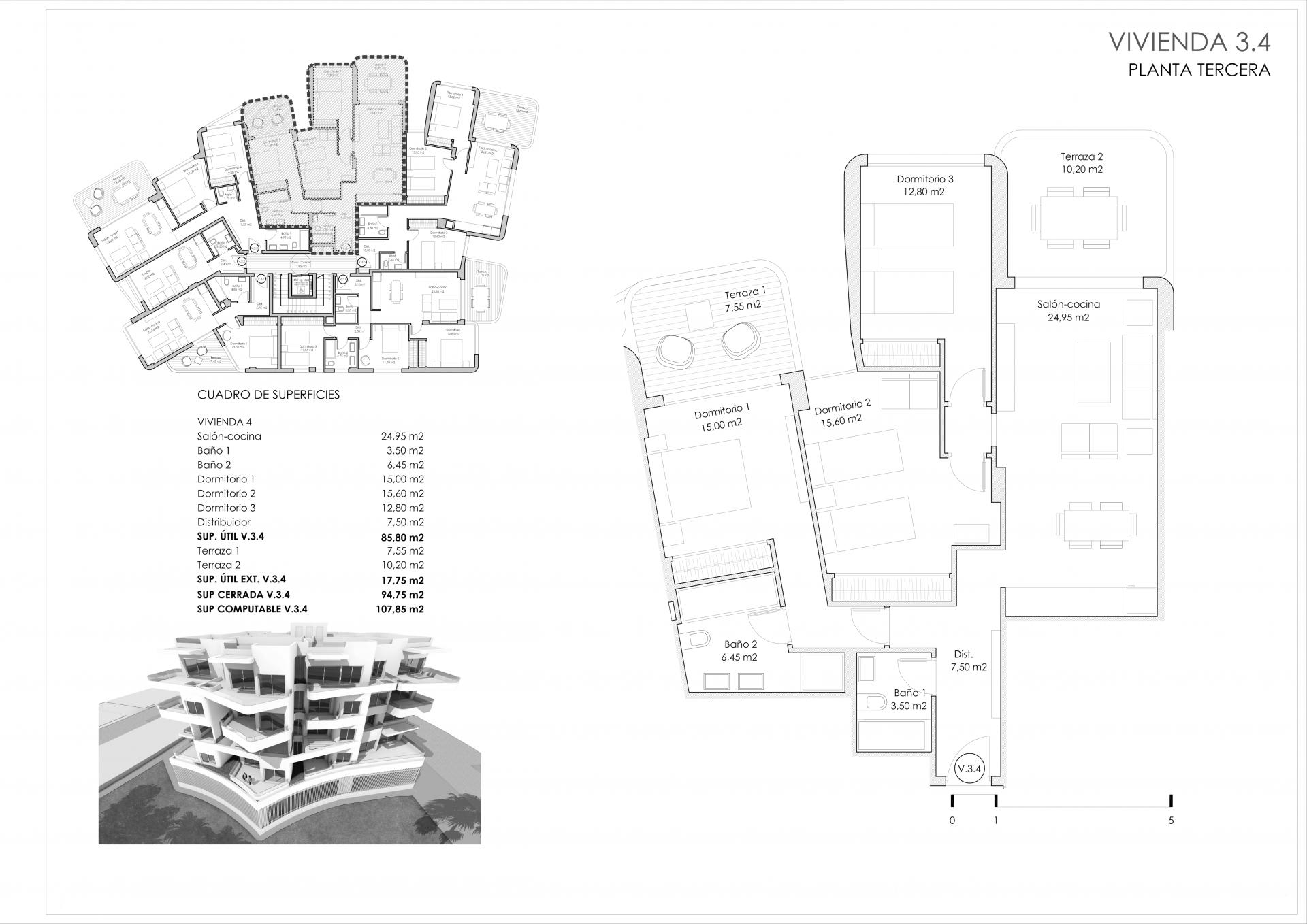 3.4 - Edificio Ventura Ocean View