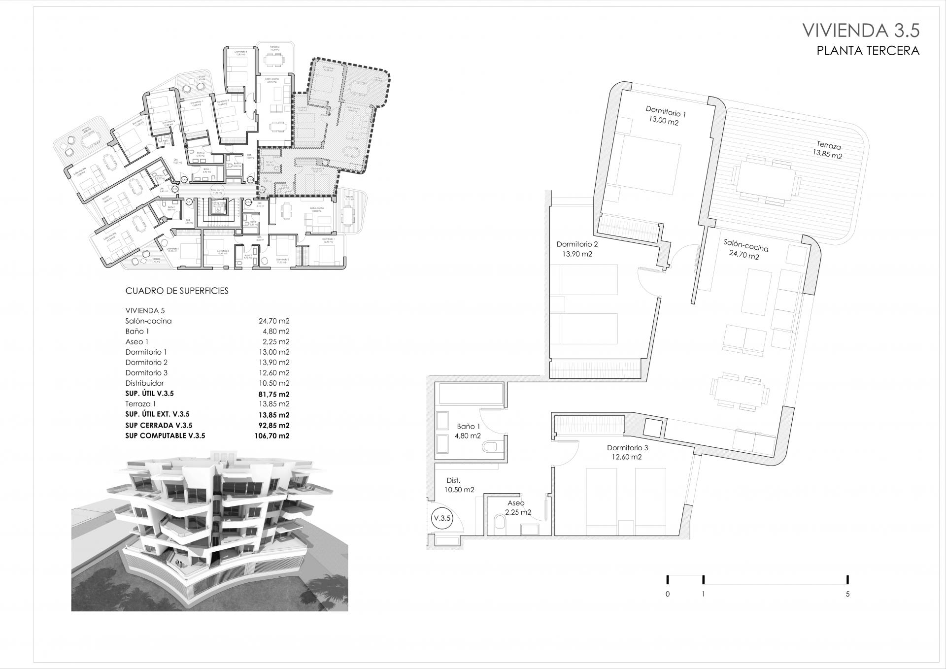 3.5 - Edificio Ventura Ocean View