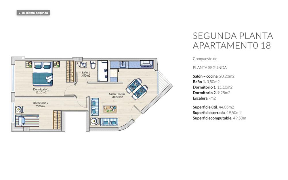 P2 18 - Edificio Ventura II