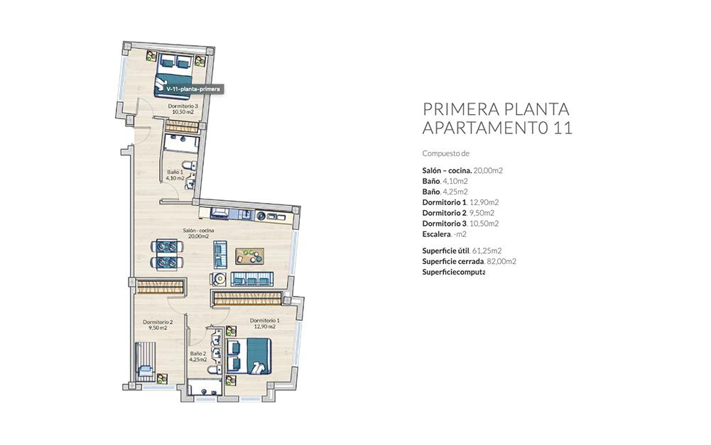 p1 11 - Edificio Ventura II
