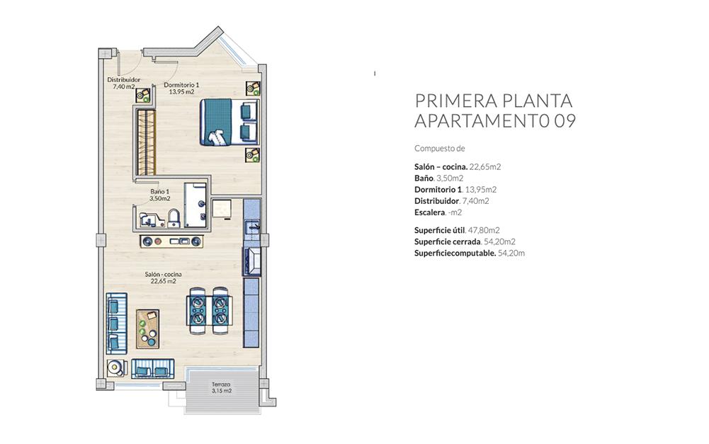 p1 9 - Edificio Ventura II
