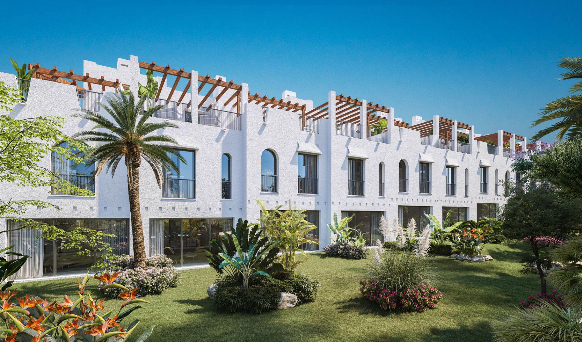 P5Ventura Trasera HD - Viviendas Ventura Homes